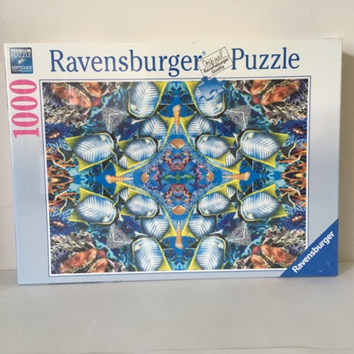 Ravensburger Ocean Kaleidoscope Puzzle