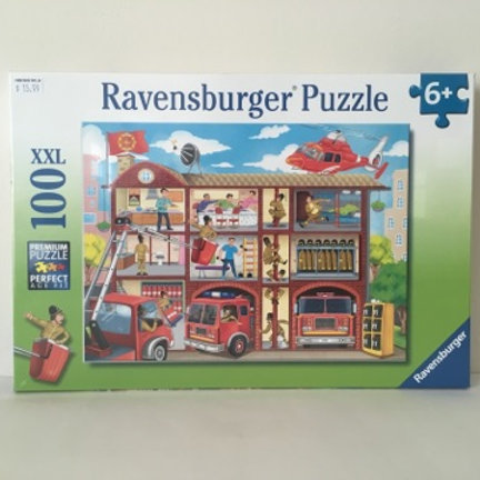 Ravensburger Firehouse Freenzy Puzzle