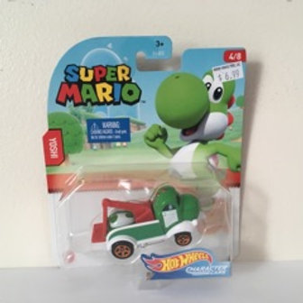 Hot Wheels Super Mario - Yoshi Vehicle