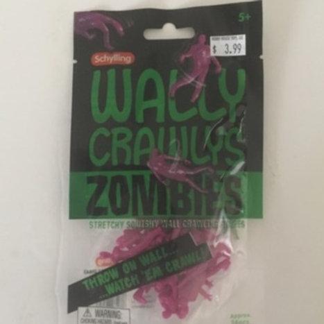 Wally Crawlys Zombies