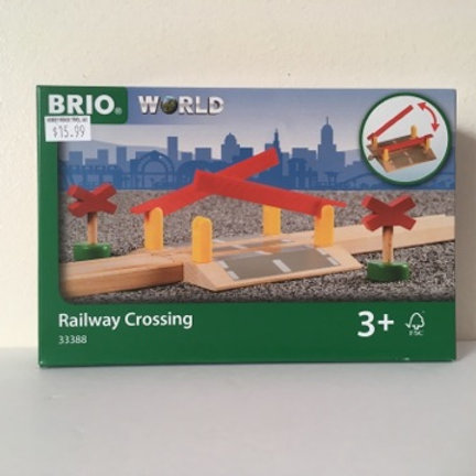 Brio World Railway Crossing #33388