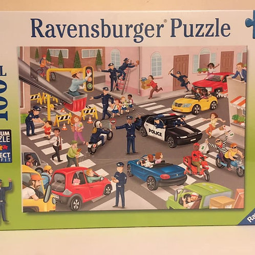 Ravensburger Puzzle 100 XXL