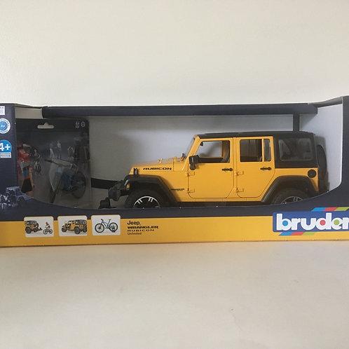 Bruder Jeep Wrangler #02543