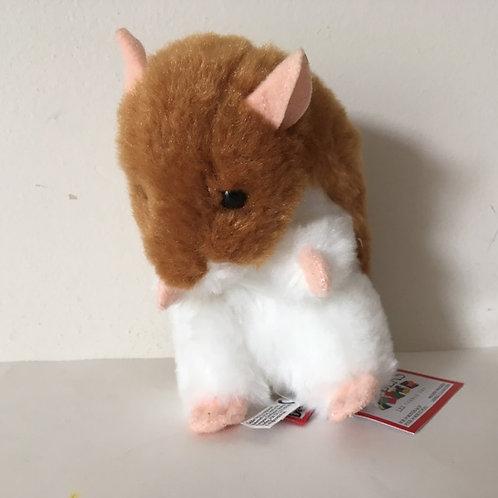 Douglas Baby Hamster Lil'l Handful Plush