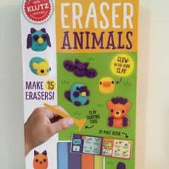 KLUTZ, Make Mini Eraser Animals