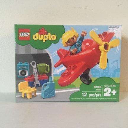 Lego Duplo Plane #10908