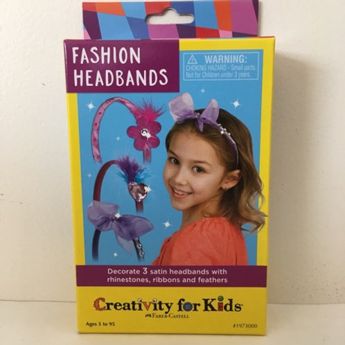 Creativity For Kids - Fashion Headbands