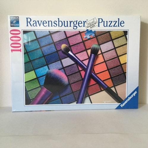 Ravensburger Shadows Puzzle