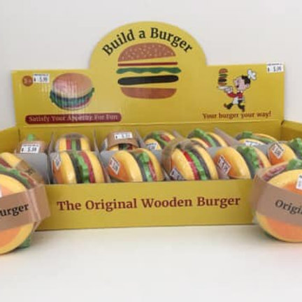 Build a Burger (each sold seperately)