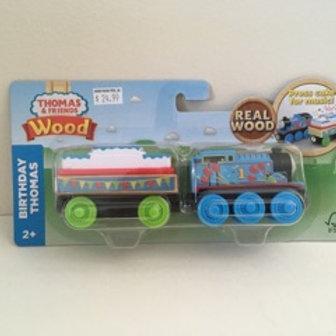 Thomas & Friends Wood Birthday Thomas