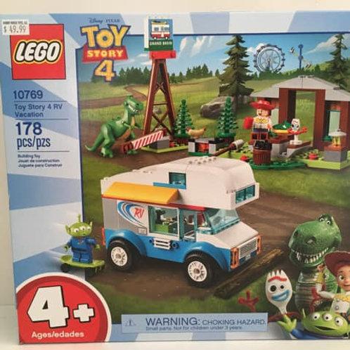 LEGO Toy Story 4 RV Vacation, #10769