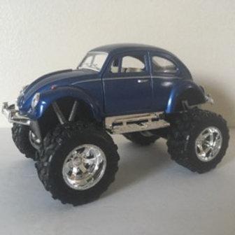 Die Cast VW Big Wheel Vehicle