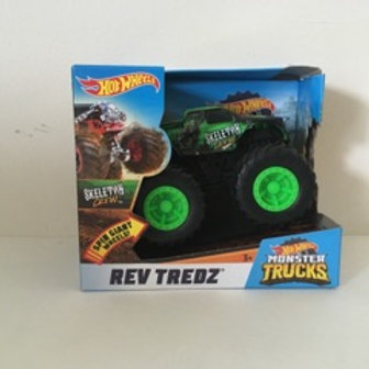Hot Wheels Monster Truck - Skeleton