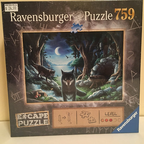 Ravensburger Puzzle 759, Escape Puzzle