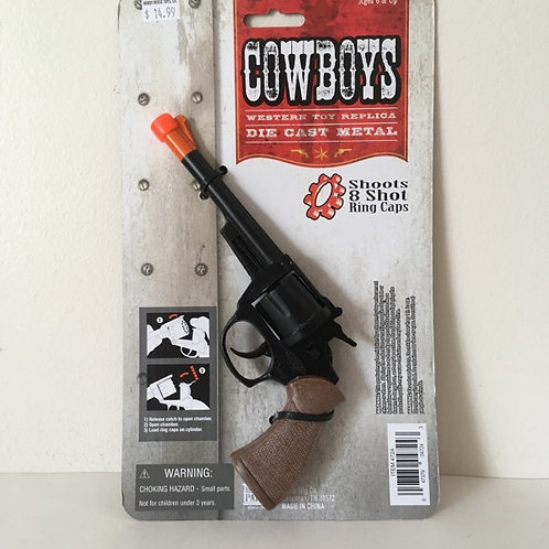 Parris Western Toy Replica Pistol