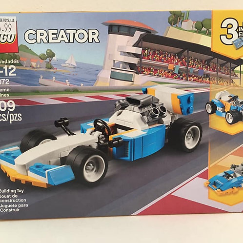 LEGO Creator, 3 in 1, Extreme Engines #31072