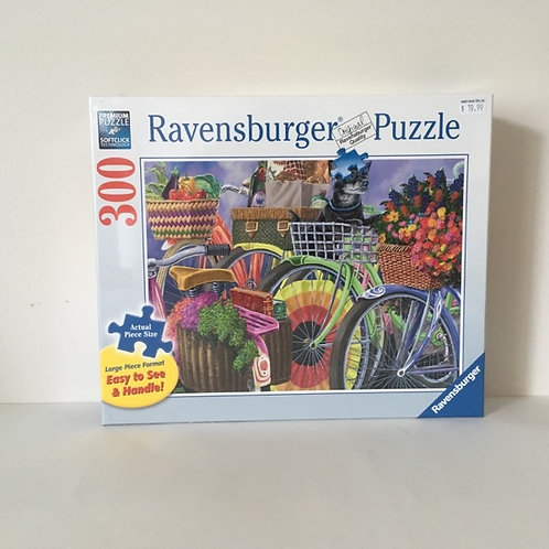 Ravensburger Bicycle Group Puzzle