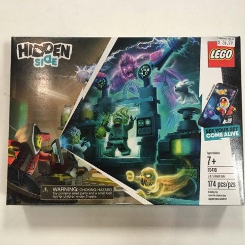 Lego Hidden Side #70418