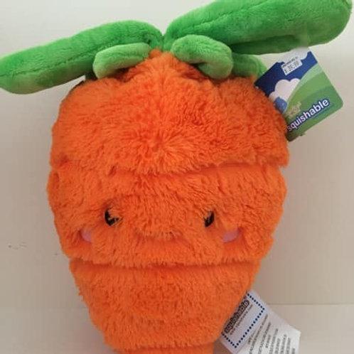Large Squishable Plush Carrot
