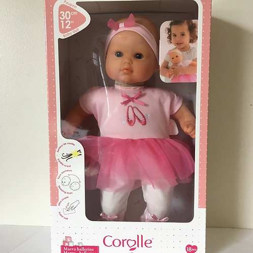 Corolle 12 Inch Baby Doll - Maeva Ballerina
