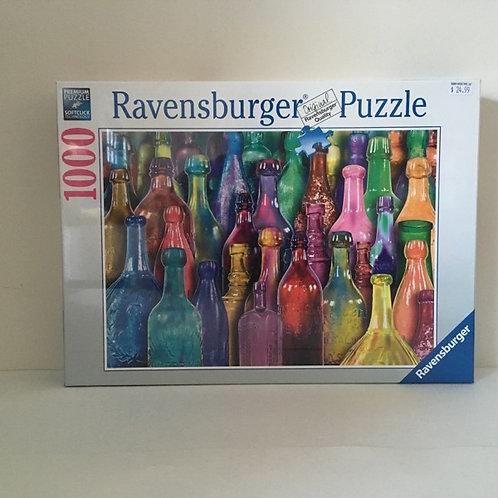 Ravensburger Colorful Bottles Puzzle
