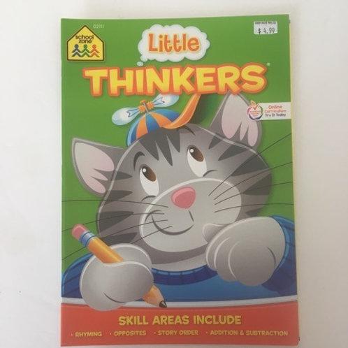 School Zone Little Thinkers Book