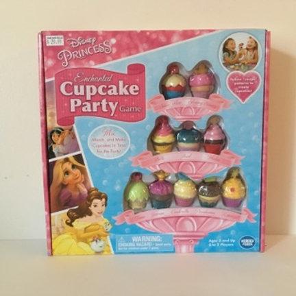 Enchanted Cupcake Party Game