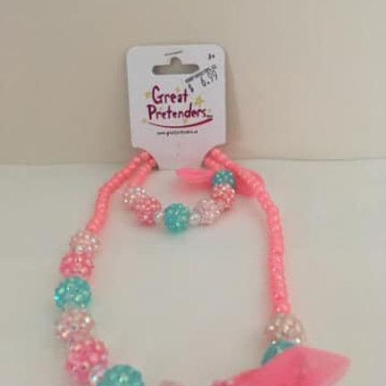 Great Pretenders, Necklace & Bracelet