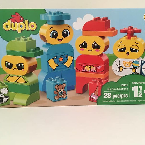 LEGO duplo, My first Emotions, #10861