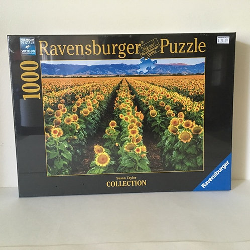 Ravensburger Fields of Gold Puzzle