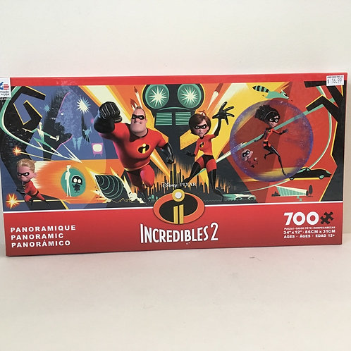 Ceaco Disney Pixar Incredibles 2 Puzzle