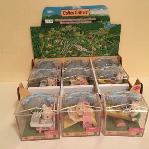 Calico Critters Mini Travel Sets