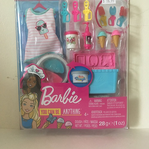 Barbie You Can Be Anything Accessory Set - Ice Cream Set
