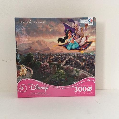 Ceaco Thomas Kinkade Disney Aladdin Puzzle