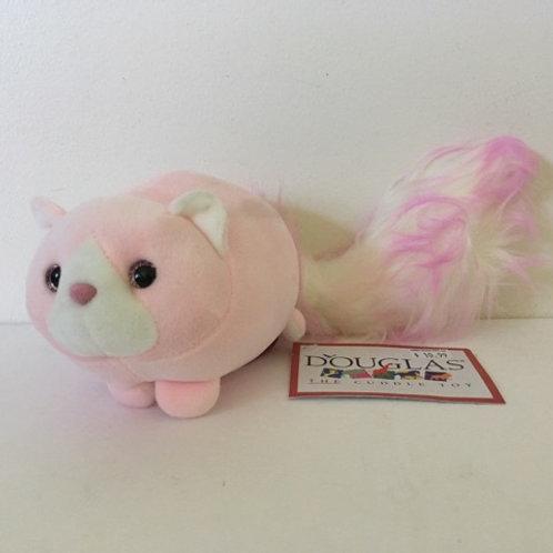Douglas Pink Cat Macaroon Plush #4716