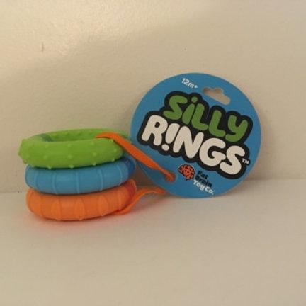Fat Brain Silly Rings