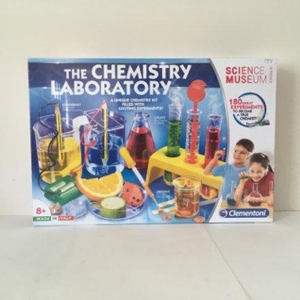 The Chemistry Laboratory