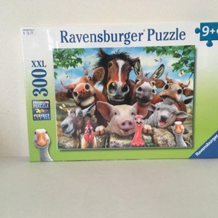 Ravensburger Say Cheese Puzzle
