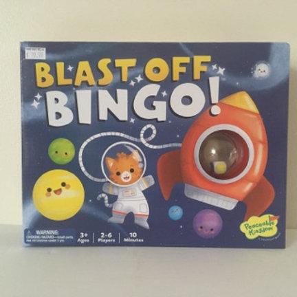 Blast Off Bingo!
