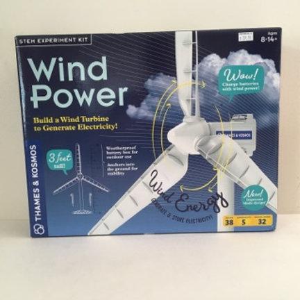 Thames & Kosmos Wind Power Kit
