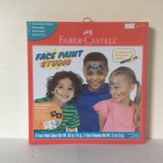 Faber Castell Face Paint Studio Set