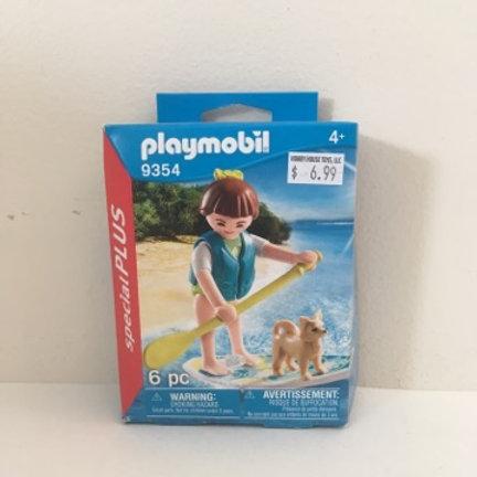 Playmobil Water Scene