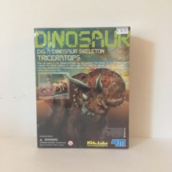 Triceratops Dig