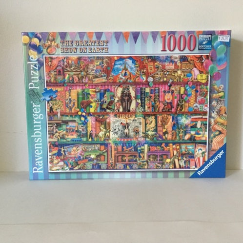 Ravensburger The Greatest Show on Earth Puzzle