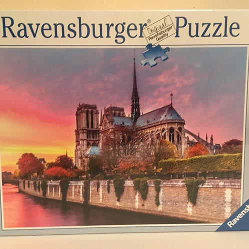 Ravensburger Notre Dame Puzzle
