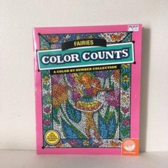 Color Counts Fairies