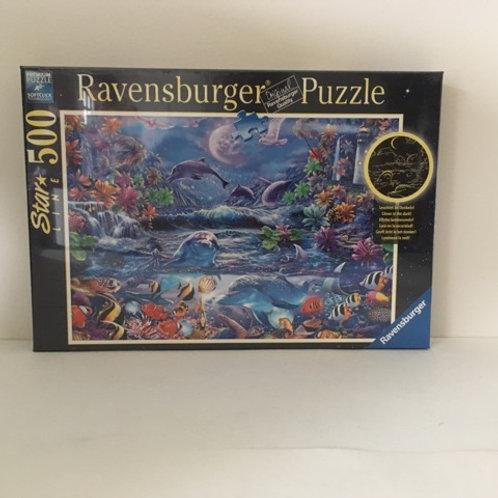 Ravensburger Magical Moonlight Puzzle
