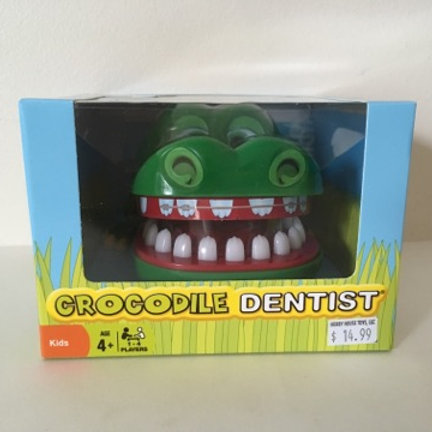 Winning Moves Crocodile Dentist Game