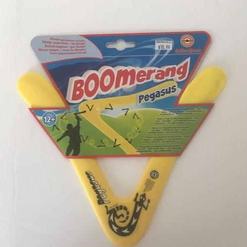 Pegasus Boomerang