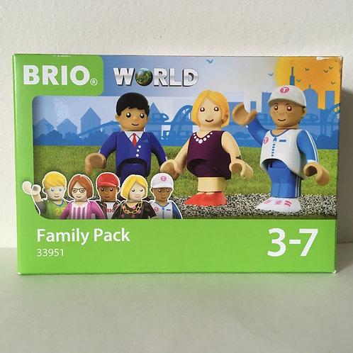 Brio World Family Pack - #33951